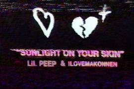"""NEW MUSIC:  Lil Peep & iLoveMakonnen – """"Sunlight On Your Skin"""""""