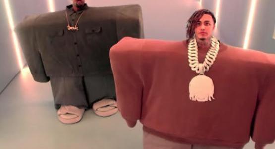 "NEW MUSIC:  Kanye West – ""I Love It"" Ft. Lil Pump"