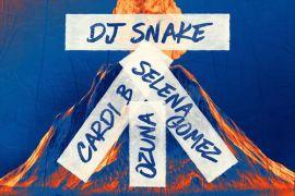 """NEW MUSIC:  DJ Snake – """"Taki Taki"""" Ft. Selena Gomez, Ozuna & Cardi B"""