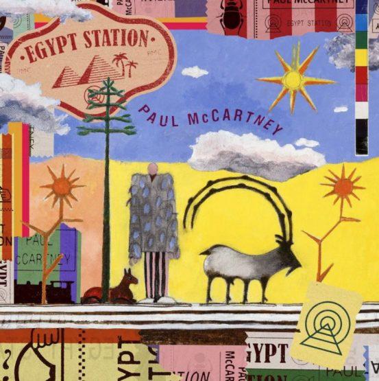 Paul McCartney Egypt Station Stream Album