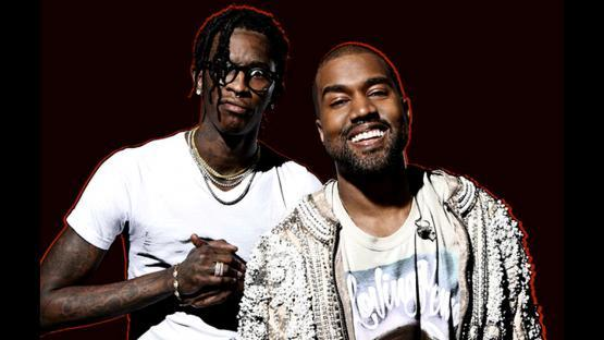 Kanye West Bad Night ft Young Thug Tyga Stream