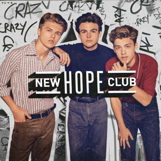 "NEW MUSIC:  New Hope Club - ""Crazy"""