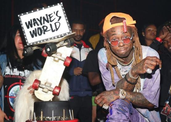Lil Wayne Tha Carter V First Week Sales Projections