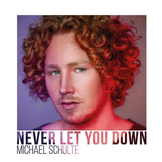 "NEW MUSIC: Michael Schulte – ""Never Let You Down"""