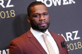 50 Cent Signs Multi-Series Deal With Starz For $150 Million