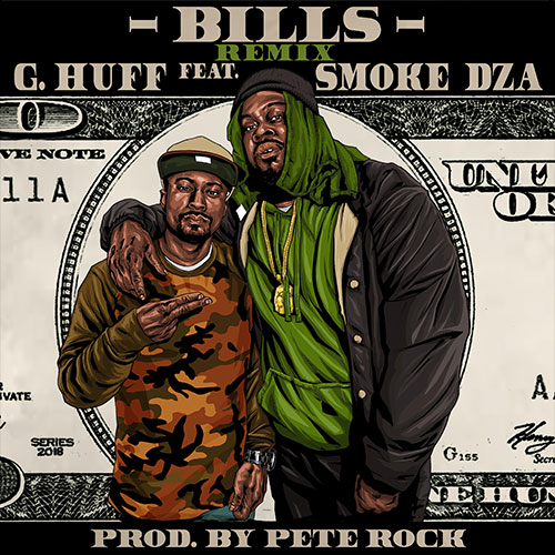 Stream G huff Bills Remix Ft Smoke Dza