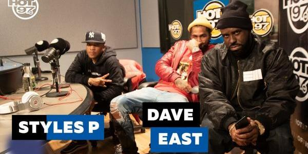 Dave East & Styles P – Funk Flex Freestyle