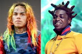 6ix9ine Blasts Kodak Black For Saying He's Better Than Him