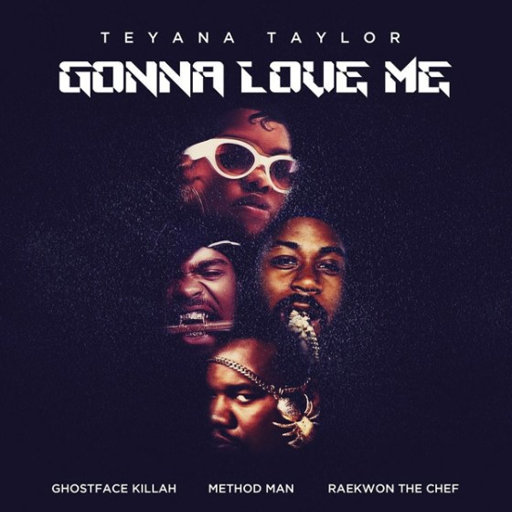 Stream Teyana Taylor Gonna Love Me Remix