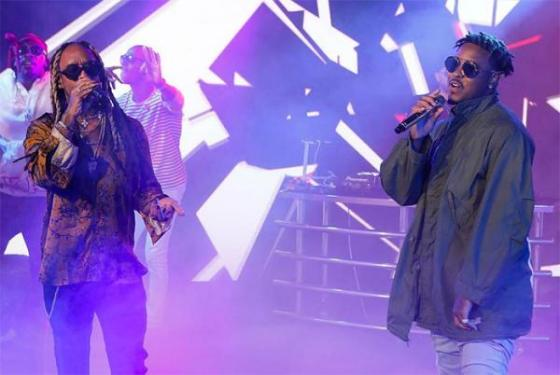 Ty Dolla Sign and Jeremih