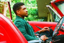Usher To Release New Album 'A' Tonight