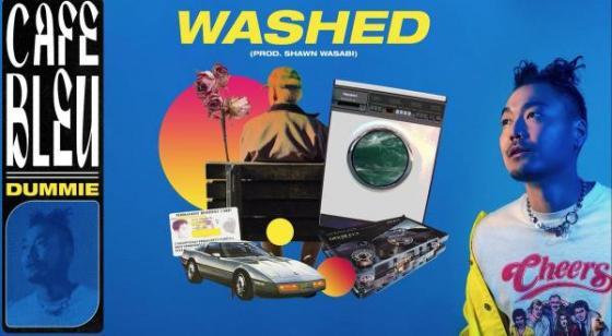 Stream Dummie Washed