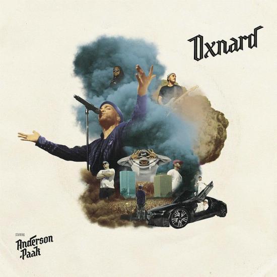 Stream Anderson Paak Oxnard Album