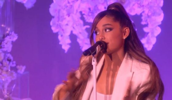 Watch Ariana Grande Perform thank u next on Ellen