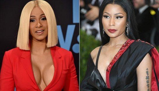 Cardi B Addresses Nicki Minaj's Shade