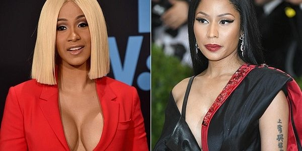 "Cardi B Addresses Nicki Minaj's Shade On ""MAMA"""