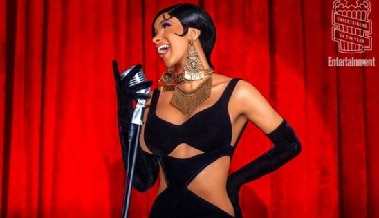 Cardi B Among EWs Entertainers Of The Year