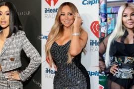 Cardi B & Lil Kim To Join Mariah Carey For A Remix