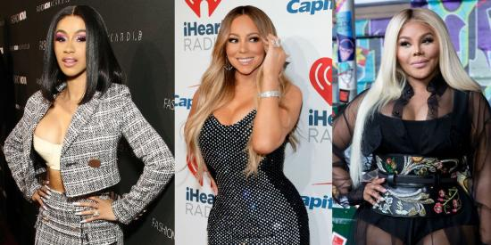 Cardi B & Lil Kim To Join Mariah Carey For A Remix