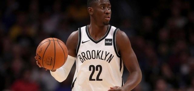 Caris LeVert Suffers Gruesome Leg Injury After Attempted Block