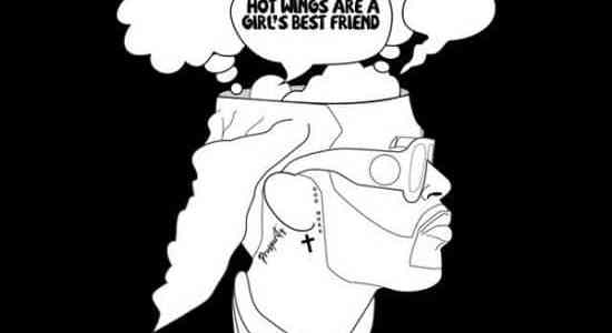 """EP: 2 Chainz – """"Hot Wings Are A Girl's Best Friend"""""""