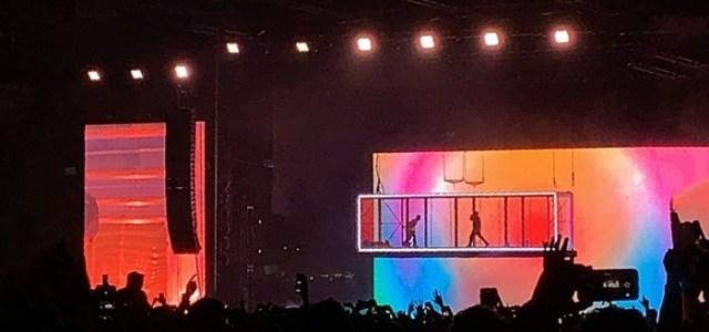 Lorde Accuses Kanye West And Kid Cudi Of 'Stealing' Stage Design