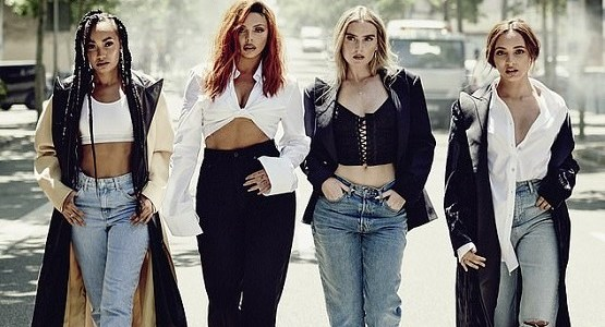 NEW MUSIC: Little Mix – 'The Cure'