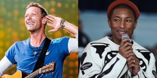 Stream Coldplay Pharrell E-Lo Ft Jozzy