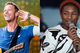 NEW MUSIC: Coldplay & Pharrell – E-Lo Ft. Jozzy