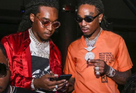Stream Takeoff She Gon Wink Ft. Quavo