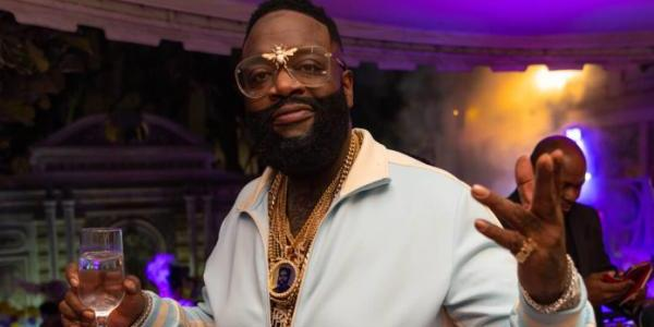 "Rick Ross Welcomes Third Child ""Billion"""