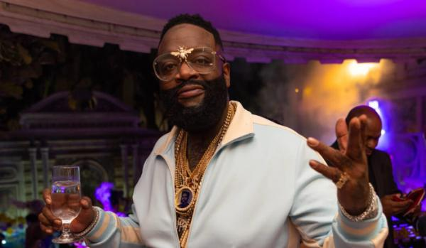 Rick Ross Welcomes Son Named Billion