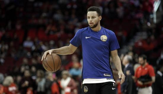 Stephen Curry Car Crash Video Footage Surfaces