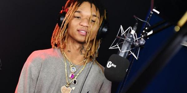 Swae Lee Brushes His Teeth With Belaire Because He Can
