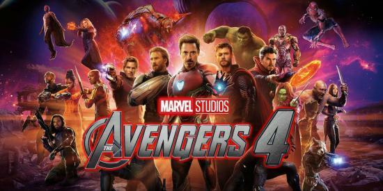 The Avengers 4 Trailer
