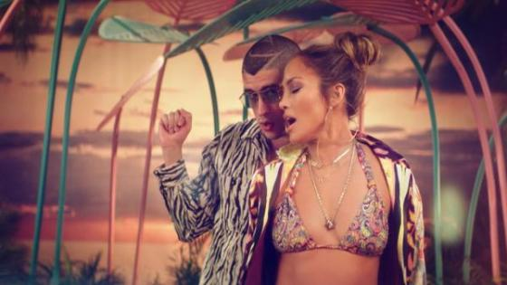 Jennifer Lopez Bad Bunny Te Guste Video