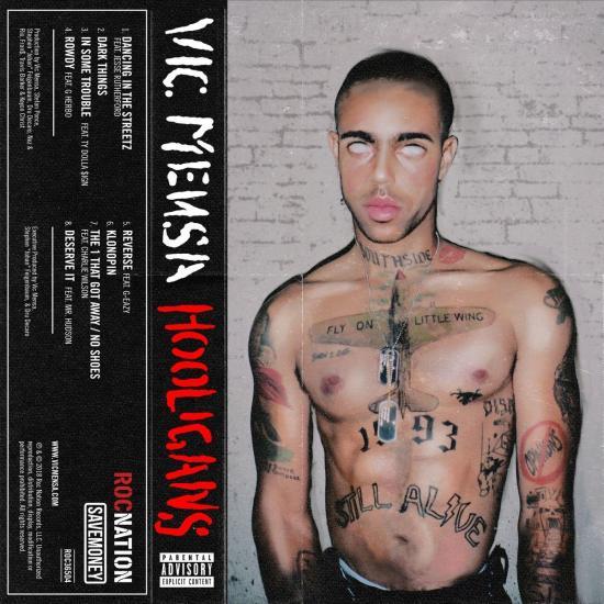 Stream Vic Mensa Hooligans Album