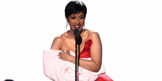 Cardi B Reveals Photo Of Kulture For The First Time