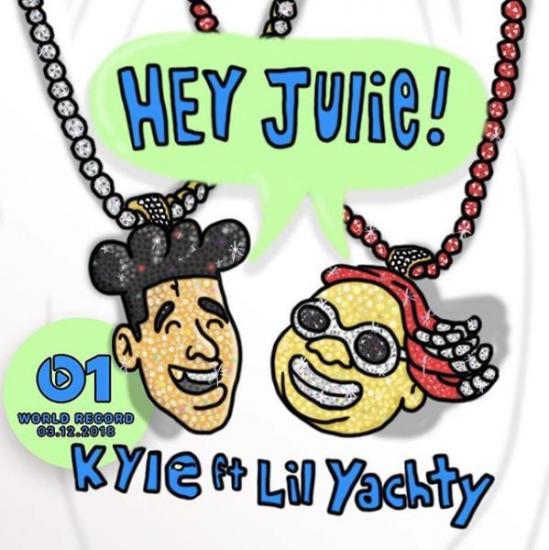 Stream Kyle Hey Julie Ft Lil Yachty
