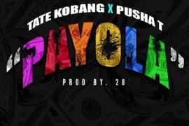 NEW MUSIC: Tate Kobang Ft. Pusha T – Payola