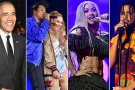 Barack Obama Reveals Favorite Songs Of 2018