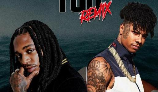 MUSIC: Jacquees – You (Remix) ft Blueface
