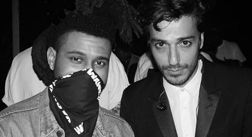 Stream The Weeknd Lost In The Fire