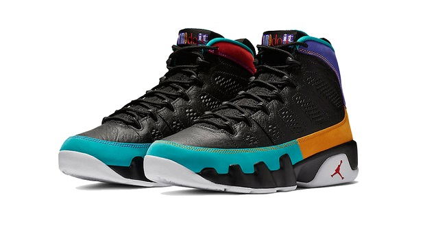 "Check Out Air Jordan 9 ""Dream It, Do It"""