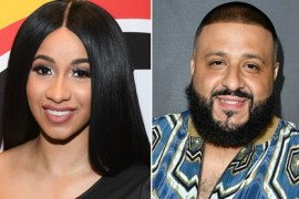 DJ Khaled Teases New Track & Video With Cardi B: Watch