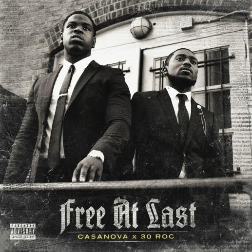 Casanova Drops Off 'Free At Last' Ep: Listen