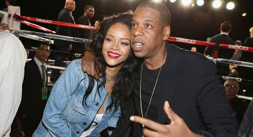Jay Z & Rihanna's L.A Meeting, Ignites Collaboration Rumors