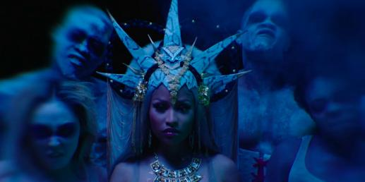 Nicki Minaj Hard White Video