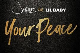"""Jacquees Recruits Lil Baby for """"Your Peace""""  — Listen"""