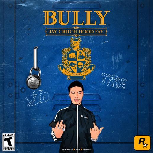 "Stream Jay Critch New Single ""Bully"""